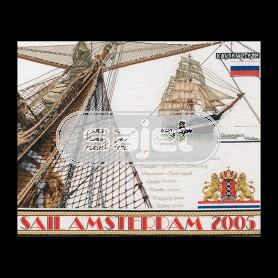 borduurpakket sail 2005