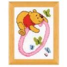 borduurpakket winnie de pooh, letter O