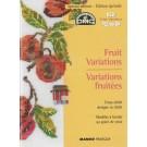 kruissteekpatronenboek fruit