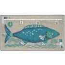 borduurpakket vis